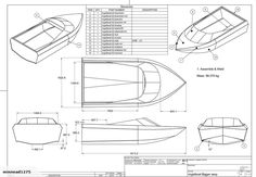 3m or 3.4m SCRIMJET jet boat plans | Trade Me