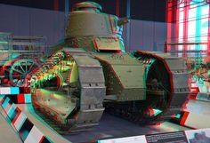 Renault-tank FT-17 3D
