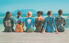 or edit backs-  by Storm Thorgerson