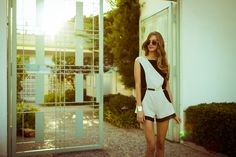 The Tawny Playsuit