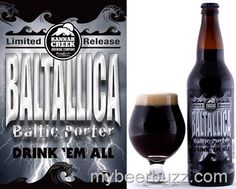 mybeerbuzz.com - Bringing Good Beers & Good People Together...: Kannah Creek Brewing Releases Baltallica Baltic Po...