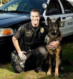 Donations and Get Well Wishes Pour In for Wounded Anaheim Police Dog