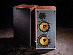 Vintage audio Luxman Speakers