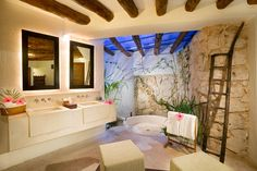 Casa del Agua, Riviera Maya Villa in Mexico