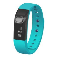 Smart Bracelet, Morefit M5 Bluetooth 4.0 Sync Fitness Tracker Health Activity Wristband for Android, IOS Smartphone *** You can find more details by visiting the image link.