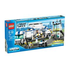 LEGO City - Police Truck