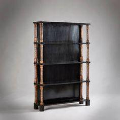 Bookcase by Carlo Bugatti
