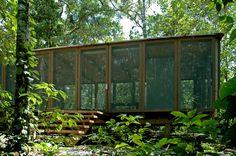 Houses: Wood frame