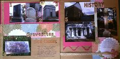 2-page #scrapbook layouts and more on how to copy a scrapbook kit