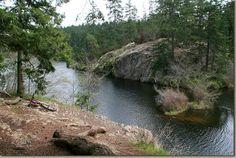 Whistle Lake Area of Anacortes