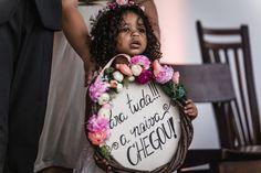 Placa Rústica para Casamento
