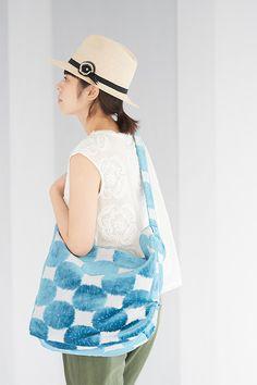 sand flower ショルダーバッグ |           minä perhonen Fashion Backpack, Backpacks, Flowers, Bags, Handbags, Dime Bags, Women's Backpack, Totes, Royal Icing Flowers