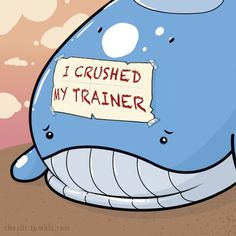 pokemon shaming Ninetales | OTAKU CENTRE | Pinterest ... Wailord And Diglett