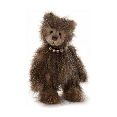 Charlie Bears Teddy Bear Scooby