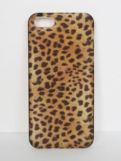 iPhone 5/5s Skal - Leopard