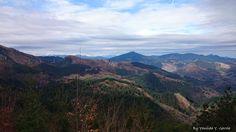 Vista desde el Pagasarri, Vizcaya, España