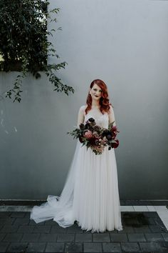 Eclectic hipster bride. Byron Bay. Hipster Bride, Hipster Wedding, Garden Party Wedding, Fall Wedding, Wedding Bride, Perth, Classic Wedding Dress, Wedding Dresses, Byron Bay Weddings