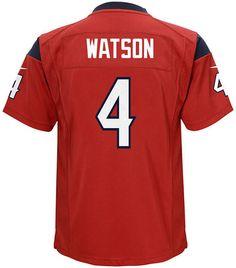 255119861c8 DeShaun Watson Houston Texans Game Jersey
