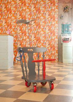 Der Frühjahrsputz naht- 42 Upcycling Ideen zum selber machen - Baby Spielzeug , અપસાઇક્લિંગ આઇડેન ઝમ સેલર મેચેન ઓસ યુએચ મચ ન્યુ # ચેરરપુરપોઝ્ડ Source by ninawinker. Types Of Furniture, Furniture Projects, Furniture Makeover, Wood Projects, Diy Furniture, Woodworking Projects, Craft Projects, Furniture Movers, Furniture Chairs