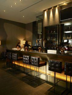 THE HAZELTON HOTEL ONE Bar
