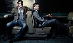 'We've just so never given a shit about image, and generally hate people who do' … The Black Keys