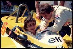 Alain Prost, Gilles Villeneuve