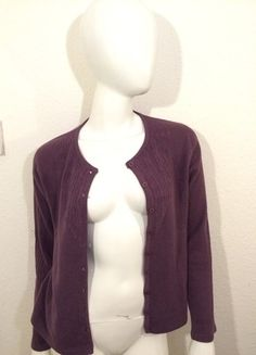 Kaufe meinen Artikel bei #Kleiderkreisel http://www.kleiderkreisel.de/damenmode/cardigans/114581740-cardigan-lila-violett-strickjacke-hippie-boho-blogger-hipster-chic-klassisch-aubergine