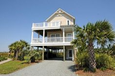 Sea Side Village 110 | Oceanview Vacation Rental | N. Topsail Beach NC