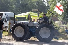 Alle Größen | Oldtimermarkt Bockhorn 2014 - Ford County Super 6 Traktor | Flickr - Fotosharing!