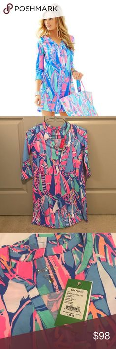 Lilly Pulitzer Ali Dress NWT | XXS | great casual dress for summer | price is non negotiable Lilly Pulitzer Dresses