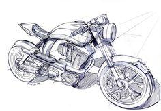 Mac PS Front Sketch