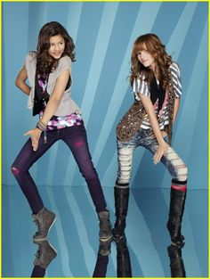 Up thorne it shake zendaya bella