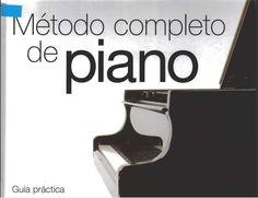 DESCARGA CURSO DE PIANO COMPLETO