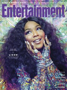 Rapper-singer-flautist Lizzo just took a DNA test. Turns out she's the most significant artist of celebrities Viola Davis, Oprah Winfrey, Rihanna, Sarah Snook, Entertainer Of The Year, Falling Back In Love, Taika Waititi, Renee Zellweger, Best Horrors