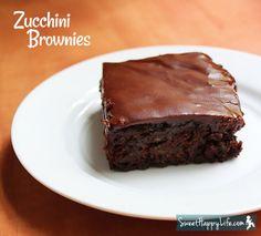 Irresistible Zucchini Brownies