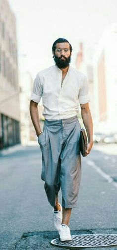 Great pants and overall style