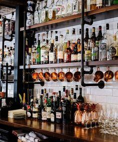 Modern Script Photo Stock the Bar Couples Shower 2 Invitation Bar Back Bar Design, Sport Bar Design, Design Café, Home Bar Decor, Home Bar Designs, Basement Bar Designs, Bar Shelves, Glass Shelves, Wall Bar