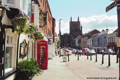 Hereford, England