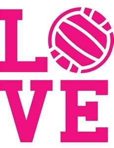 Volleyball, for my baby sisters :)