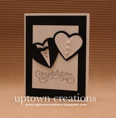 wedding card-stamping up