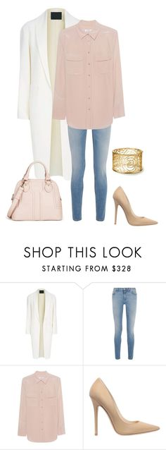 """2017 : smells like spring"" by abelaz on Polyvore featuring Alexander Wang, Givenchy, Equipment, Jimmy Choo and Sole Society"
