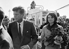 JFK: The moments before the moment everything changed