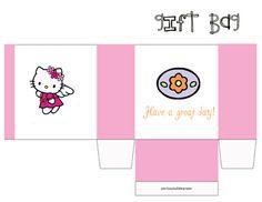 hello kitty free printables +goodie bags   Printables   My Blog
