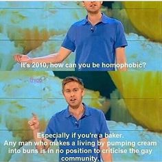 I love Russell Howard and now its 2016 but still applies ~Aliyah @aliyah221b