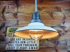 Vintage Appleton Explosion Proof Industrial Porcelain Light Fixture Benjamin 2