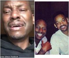 Overjoyed Tyrese Gibson says Will Smith gave him $5Million for child custody battle http://ift.tt/2hfjH9M