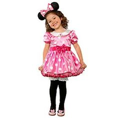 Disney Clubhouse Minnie Mouse (Pink) Toddler / Child Costume   Disney clubhouse Minnie mouse pink and Children costumes  sc 1 st  Pinterest & Disney Clubhouse Minnie Mouse (Pink) Toddler / Child Costume ...