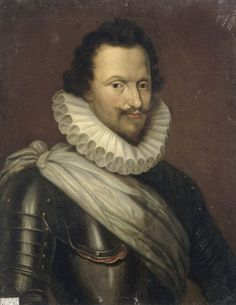 Concino Concini, Marquis d'Ancre (1569 - 1617), Maréchal de France.