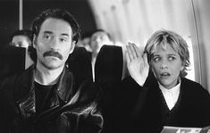 French Kiss - Kevin Kline, Meg Ryan - One of the last movies where Meg looked like a human being. French Kiss Film, Love Movie, Movie Tv, Meg Ryan Movies, Meg Ryan Photos, Kevin Kline, Jean Reno, Kiss Photo, Fear Of Flying