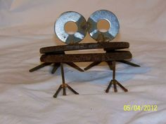 Hey, I found this really awesome Etsy listing at https://www.etsy.com/listing/99143746/primitive-garden-folk-art-metal